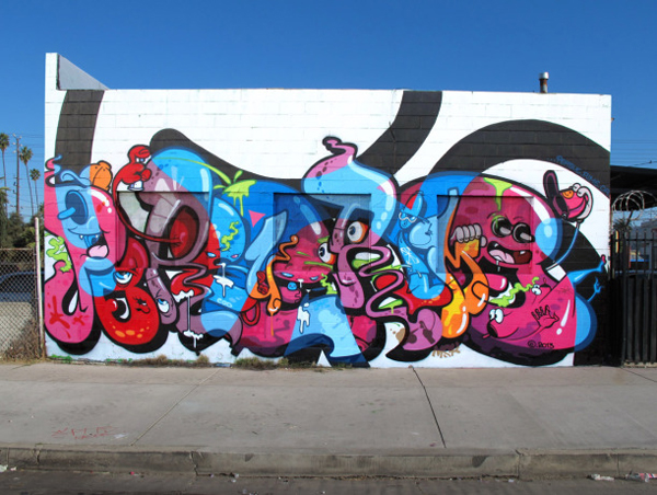Rime x Persue in Los Angeles