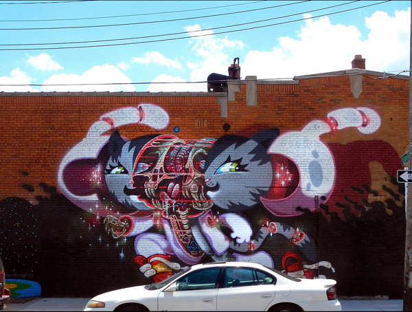 """Anatomy of the BunnyKitty"" by Nychos x Pursue"