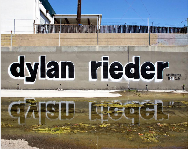 Juxtapoz Magazine Dylan Rieder Rip By Spain
