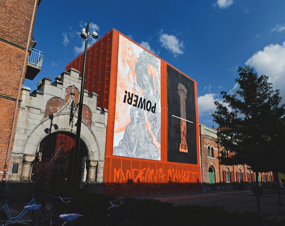 Artscape Sweden: The Magical Mural Tour