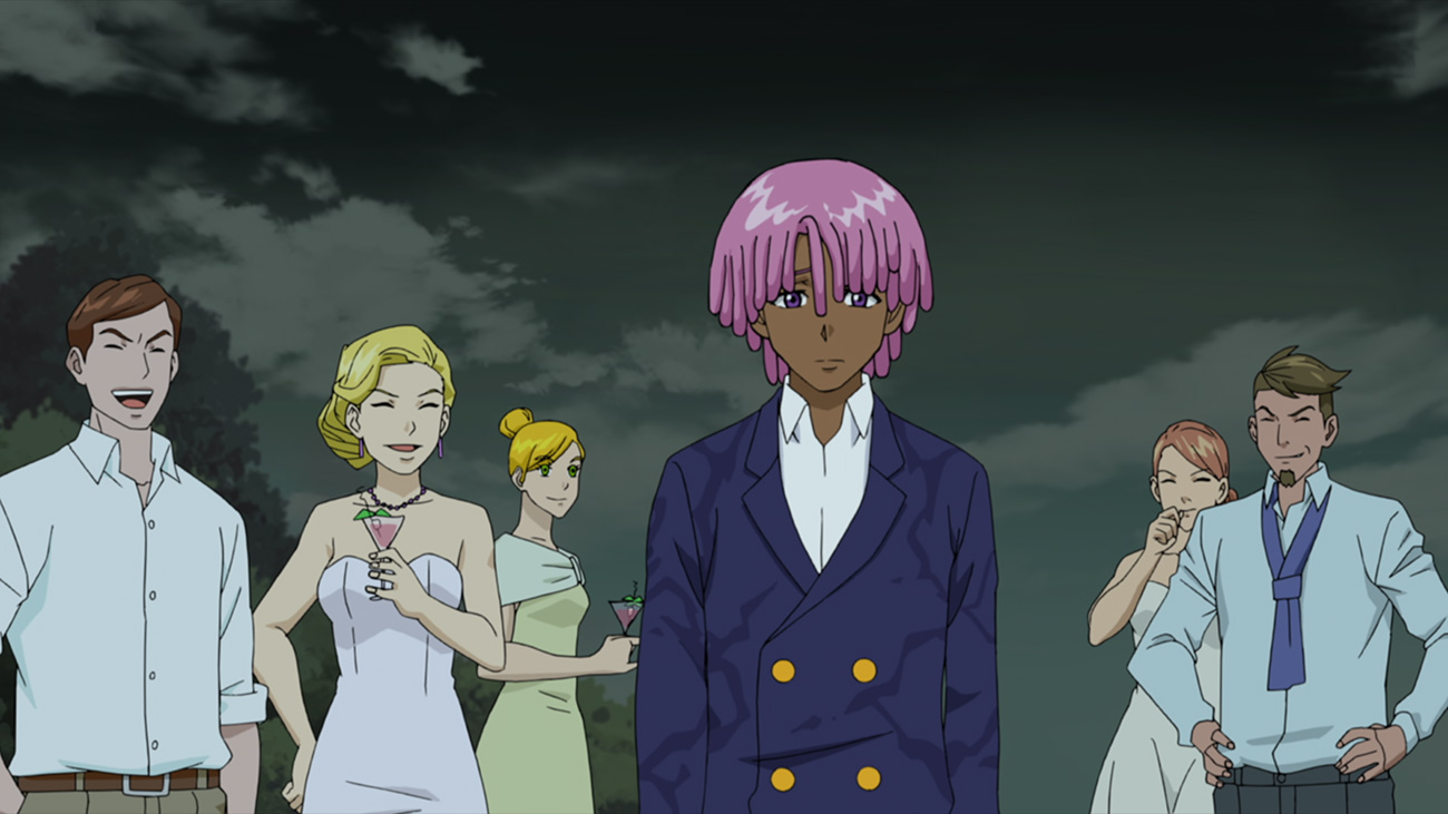 Neo Yokio: Ezra Koenig's Fabulous Adventure Into Anime