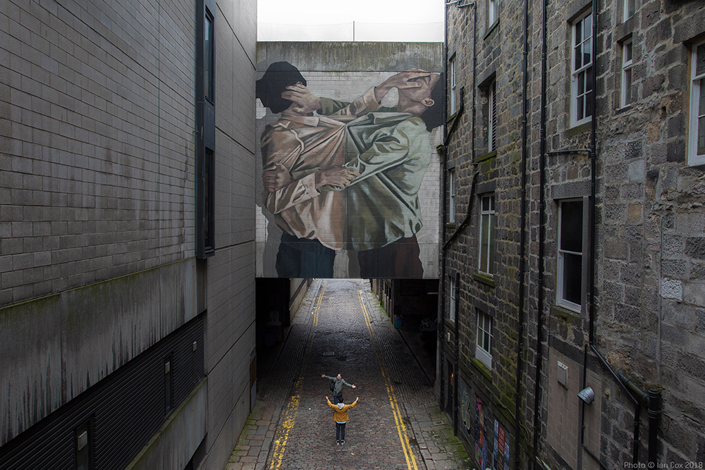 A Revolution of the Ordinary: Nuart Aberdeen 2018