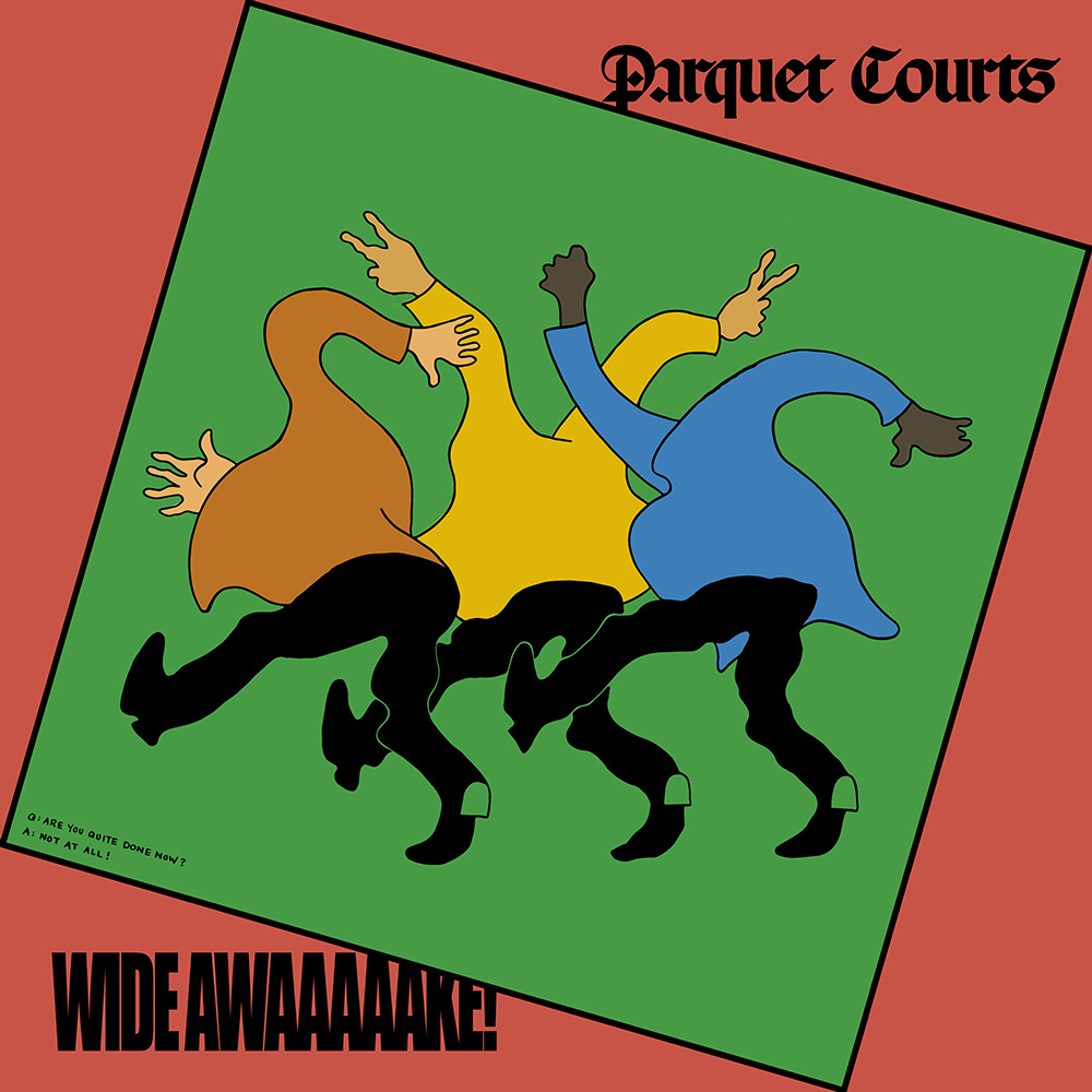 A. Savage and the Art of Parquet Courts