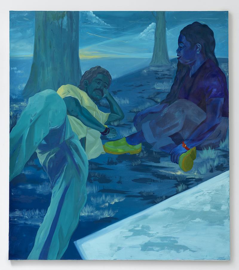 Dominic Chambers: Realismo mágico