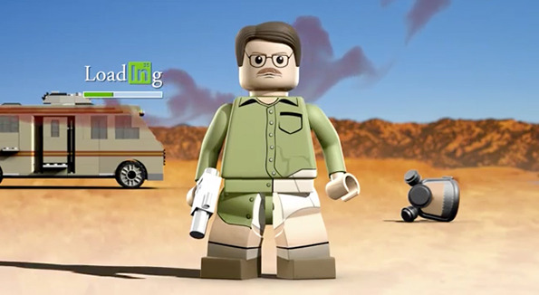 A Conceptual LEGO Breaking Bad Video Game
