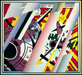 16_Lichtenstein_Reflections