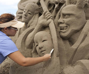 World-Championship-of-Sand-Sculpting-7