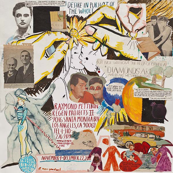 Raymond-Pettibon-Desire-in-Pursuyt-of-the-Whole-Regen-Projects-1