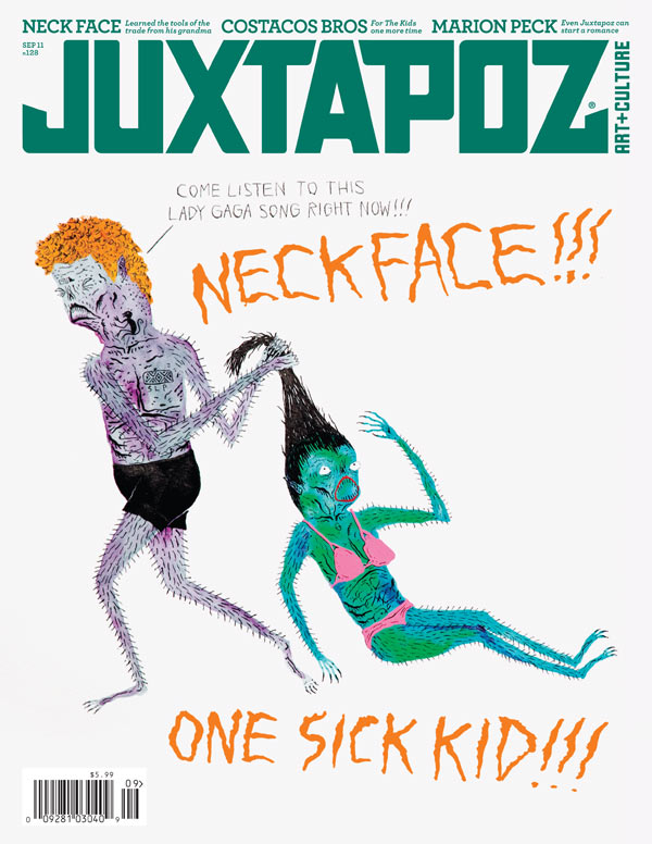 Neck-Face-Juxtapoz-Sept-2011-cover