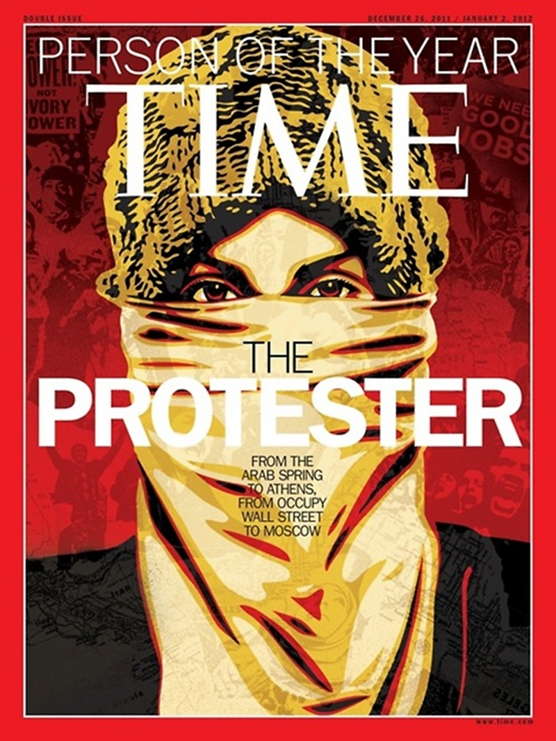 Shepard-Fairey-Time-Cover-2011-Juxtapoz