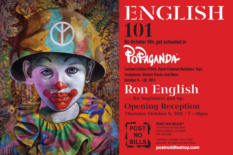 Ron-English-101-Exhibition