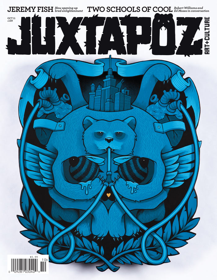 Jeremy-Fish-Juxtapoz-Cover-October-2011