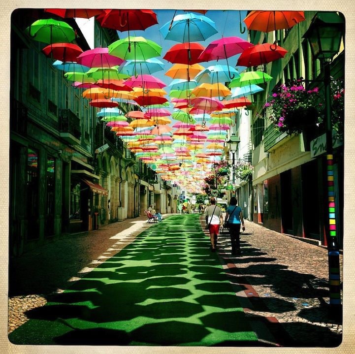 colorful-floating-umbrellas-portugal