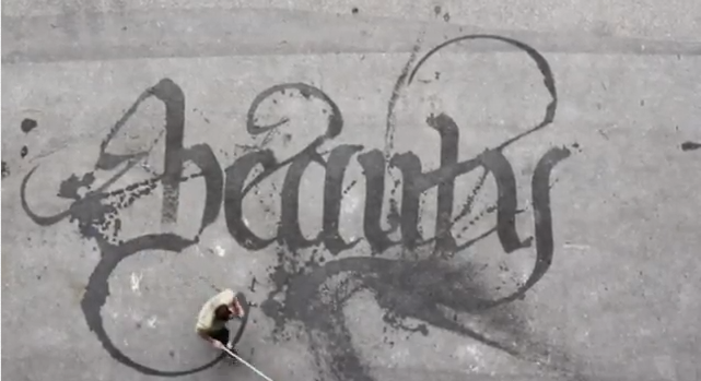beauty-calligraffiti