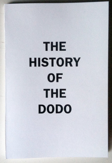the-history-of-the-dodo-br-by-david-del-pilar-potes-signed