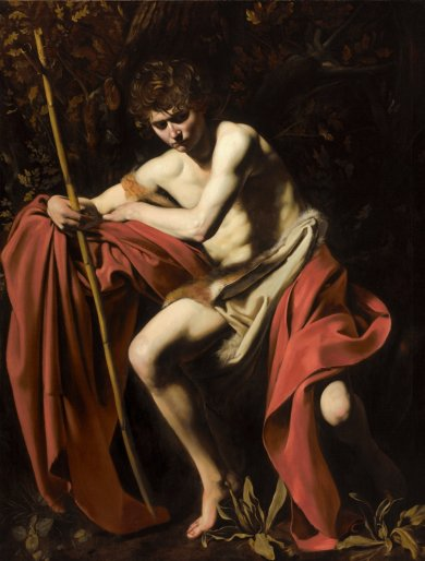 103_Caravaggio_Saint_John_the_Baptist_in_the_Wilderness