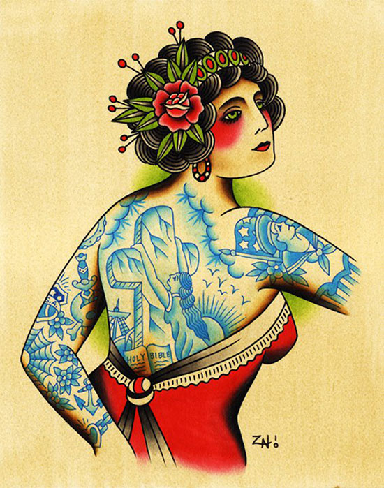tattoo-paintings-by-zach-nelligan-