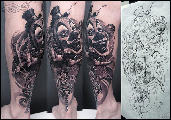 clown-tattoo2