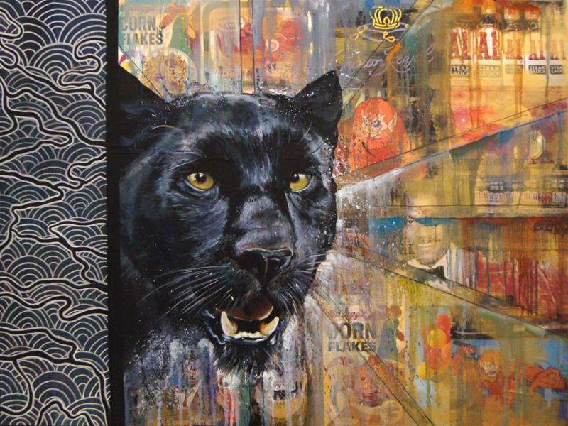 Panther.Painting.Ryan.Jones.Art.web
