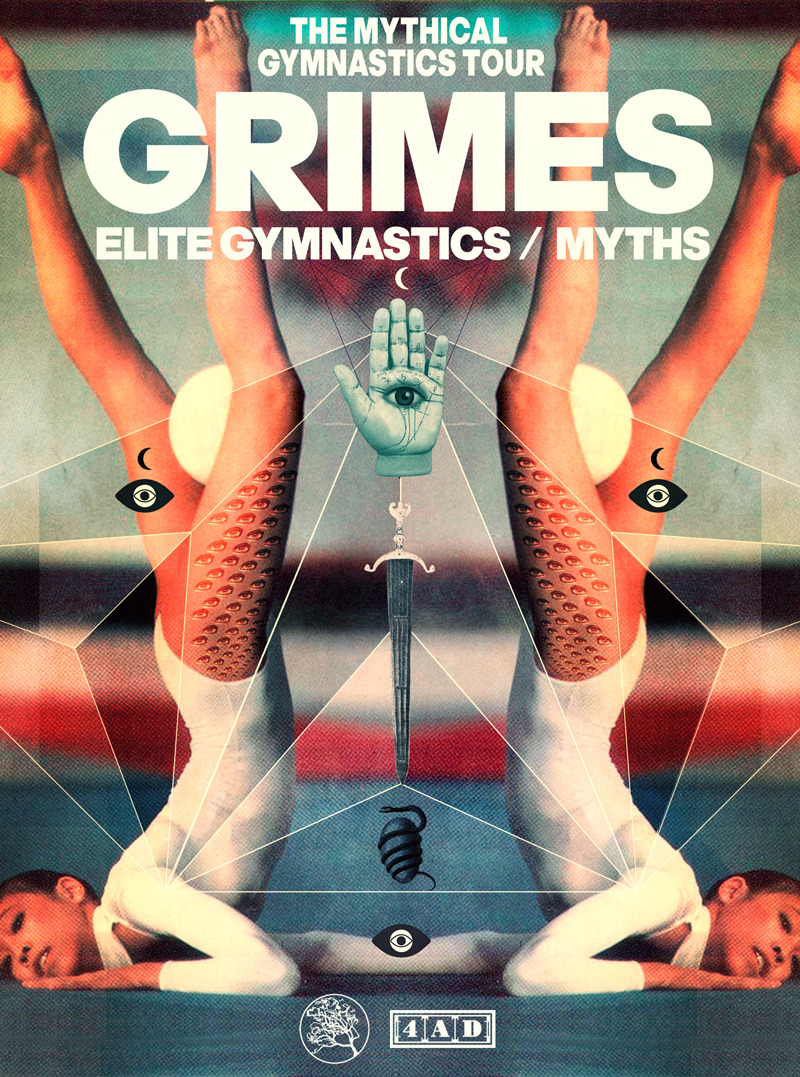 Leif Podhajsky's Psychedelic Flesh: GRIMES-TOURPOSTER0-800px_800.jpg