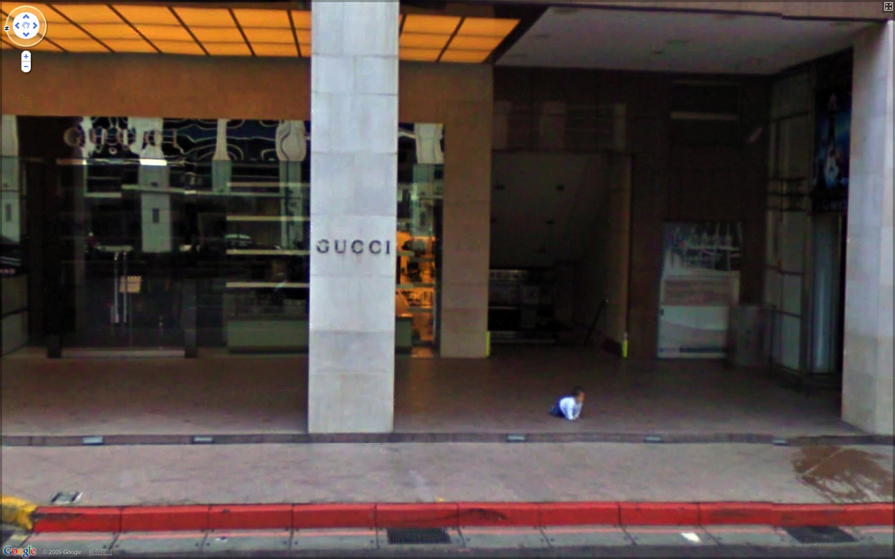 Best of 2013: What One Finds on Google Street View : tumblr_l2hyi1pApL1qzun8o.jpg