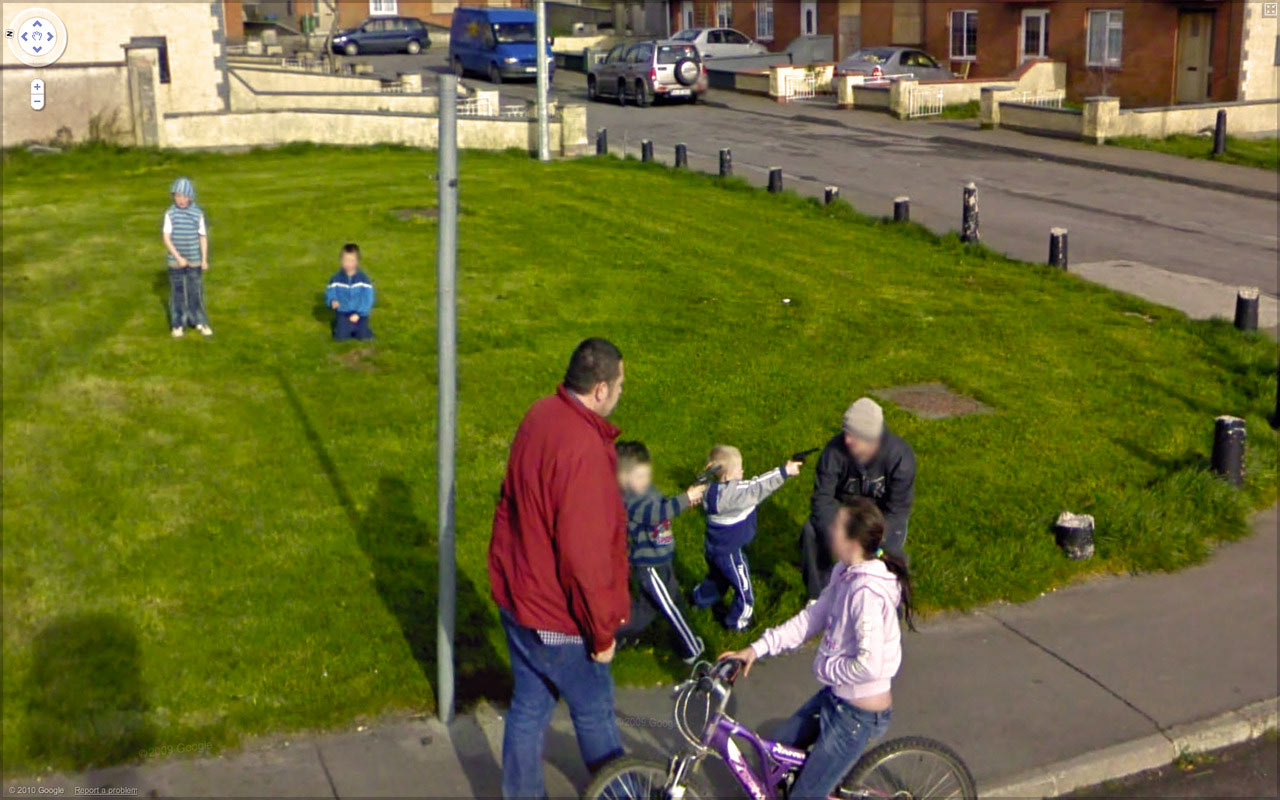 Best of 2013: What One Finds on Google Street View : tumblr_lbcfiz3HhC1qzun8oo1_1280.jpg