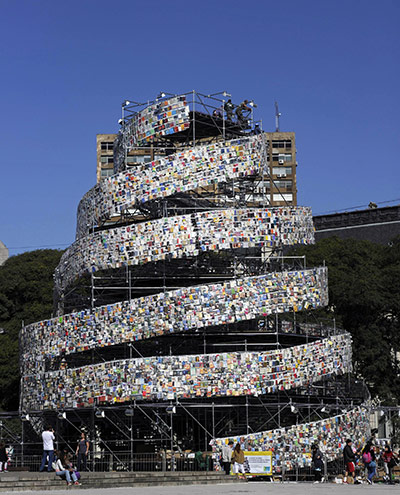 The Tower of Babel of 30,000 Books: tower_of_babel_3_20110517_1528914862.jpg