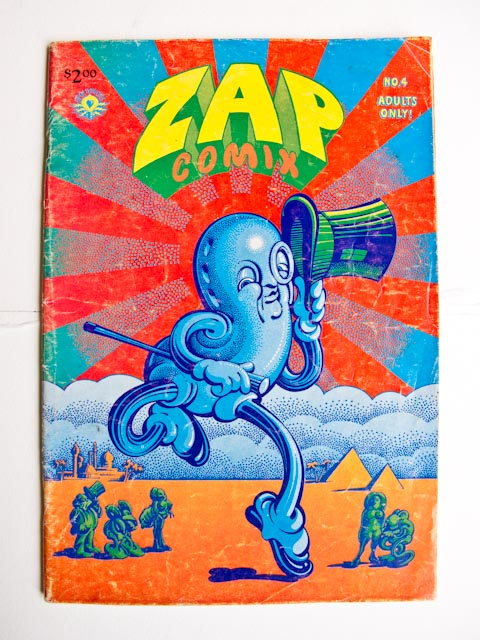 Zap: Masters of Psychedelic Art, 1965 - 1974 at Andrew Edlin Gallery NYC: zap_40_20110525_1767105820.jpg