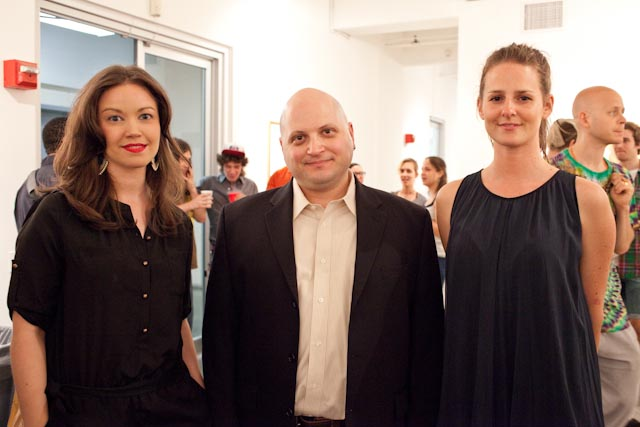 Opening Photos: Miss Van, Mars-1, and Gaia at Jonathan LeVine Gallery: levine-mars1-missvan-gaia_88_20110527_1488157901.jpg