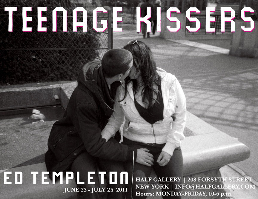 "Ed Templeton ""Teenage Kissers"" at Half Gallery NYC: ed_templeton_1_20110622_1837761897.jpg"