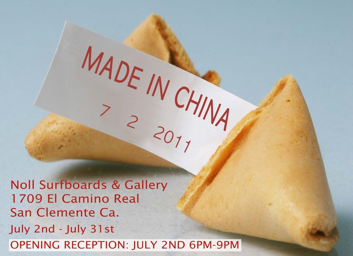 "Jeremy Farrell ""Made In China"" at Noll Surfboards Gallery: noll_surfboards_1_20110701_1072569425.jpg"