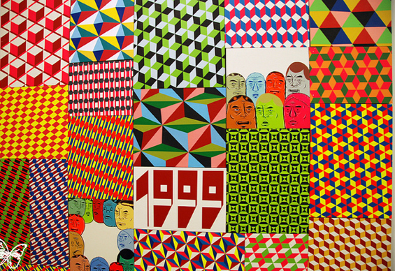 Opening Photos: Barry McGee at Modern Art London: mcgee_london_15_20110701_1961226004.png