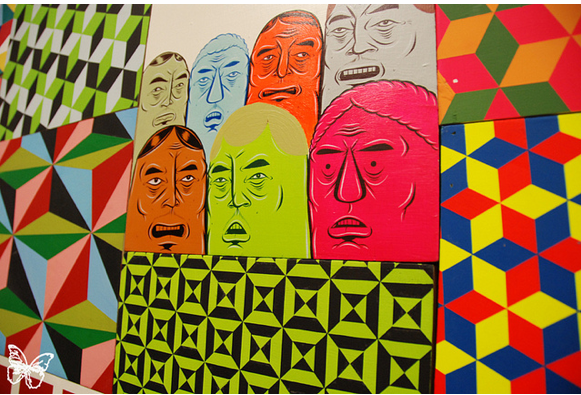 Opening Photos: Barry McGee at Modern Art London: mcgee_london_1_20110701_1332289329.png