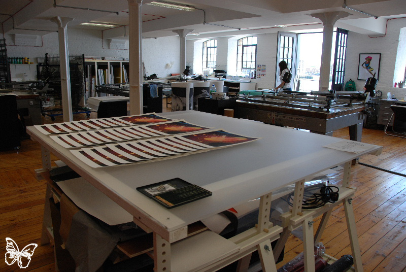 Studio Visit: Lazarides Print Studio in Wapping, London: laz_print_studio_18_20110707_1873056467.jpg