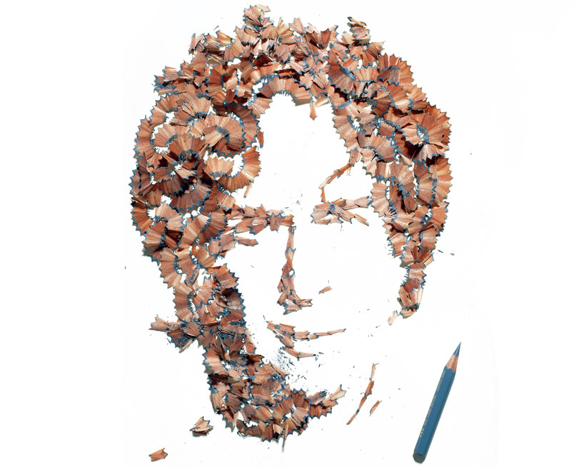 Pencil Shaving Portraits by Kyle Bean: kyle_bean_1_20110715_1593254492.jpg