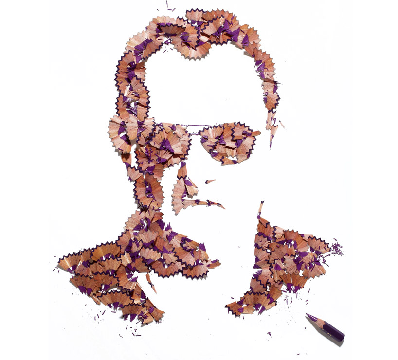 Pencil Shaving Portraits by Kyle Bean: kyle_bean_3_20110715_1437350161.jpg