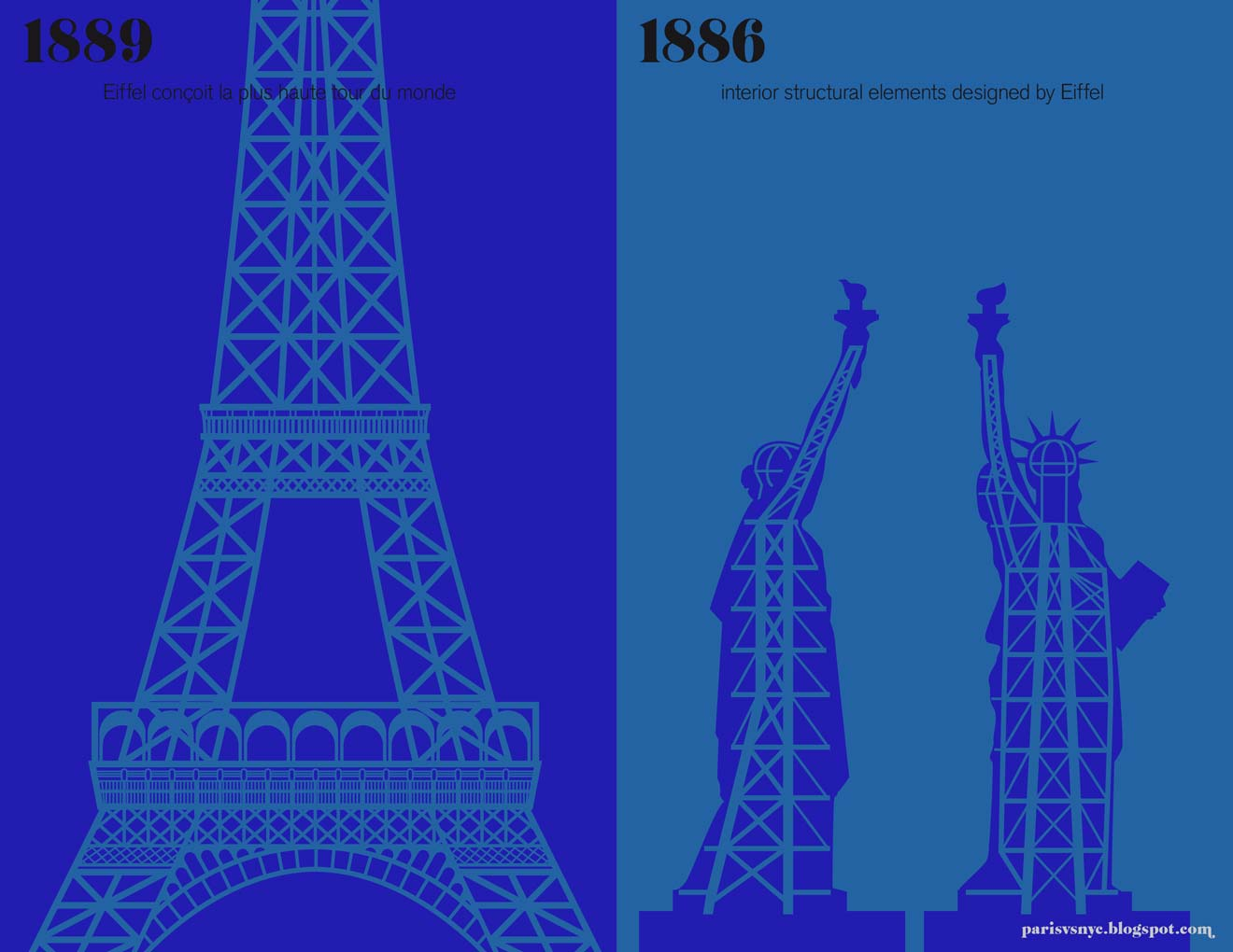 Paris Versus NYC by Vahram Muratyan: paris_vs_nyc_17_20110716_1954188925.jpg