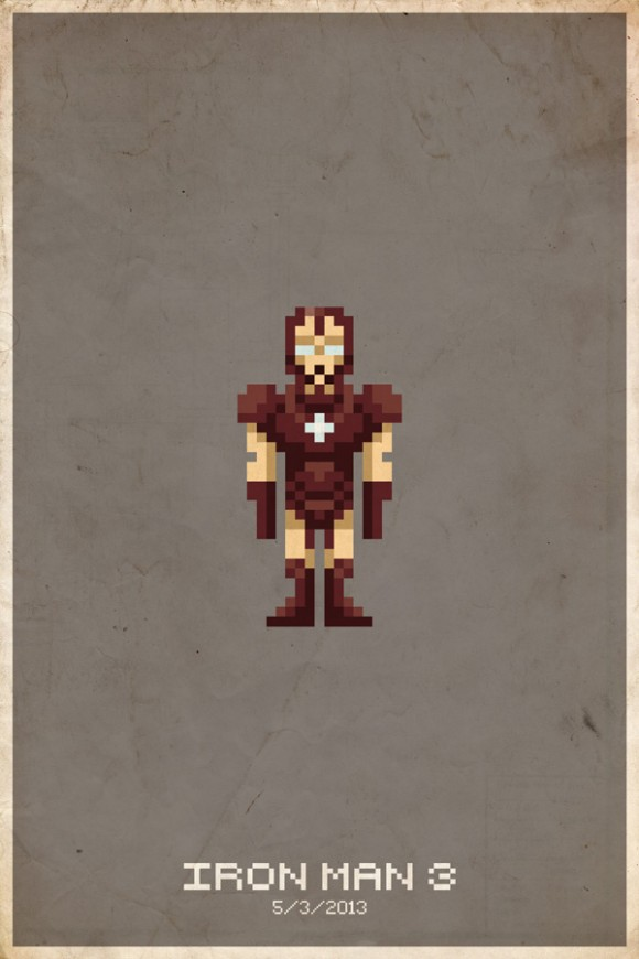 Pixel Power Prints by Mike Myers: pixel_posters_17_20110716_1001765500.jpg