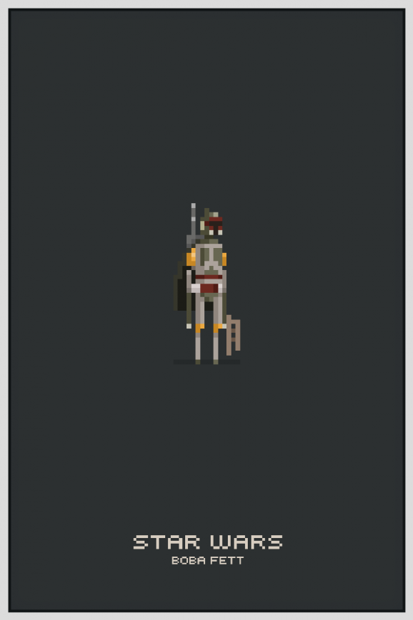 Pixel Power Prints by Mike Myers: pixel_posters_8_20110716_1779795461.png