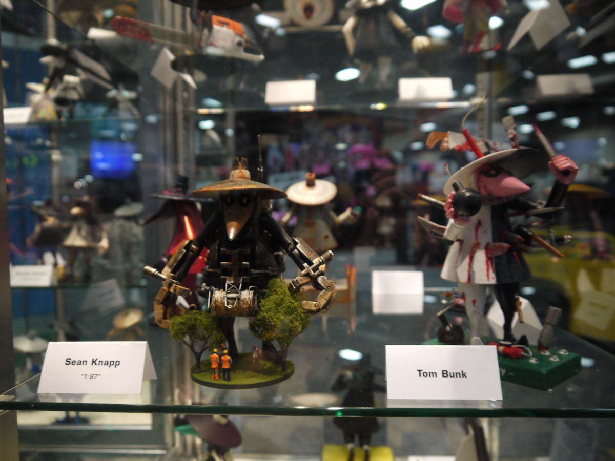 Comic Con 2011: Mad Magazine Celebrates 50 Years of Spy vs Spy: comic_con_2011_mad_magazine_50_years_2_2_20110722_2039346697.jpg