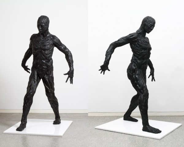 Recycled Tire Sculptures by Yong Ho Ji: yong_ho_ji_8_20110725_1899324619.jpg