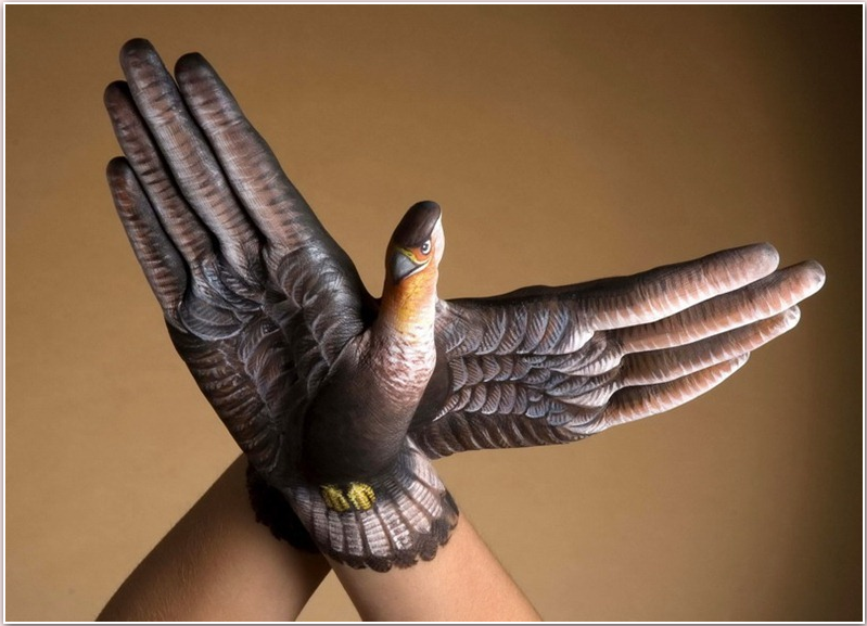 Handimals, aka Hand Art by Guido Daniele: hanimals_21_20110728_1832675916.png