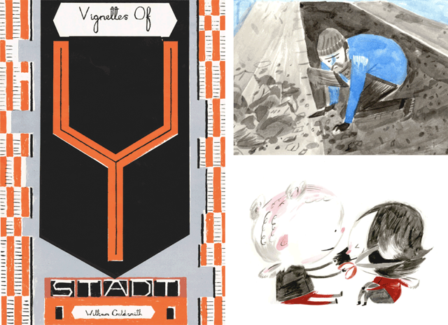 Vignettes of Ystov: A Collection of Short Graphic Stories by WIlliam Goldsmith: william_goldsmith_9_20110801_1681951818.png