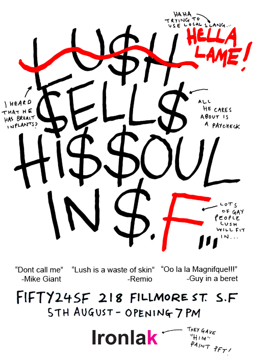 """Lush Sells His Soul in SF"" at FIFTY24SF Gallery (NSFW): lush_sf_5_20110802_1491109781.jpg"