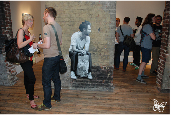 Opening Photos: Boxi at Lazarides Rathbone London: boxi_at_laz_20_20110802_1353571132.png