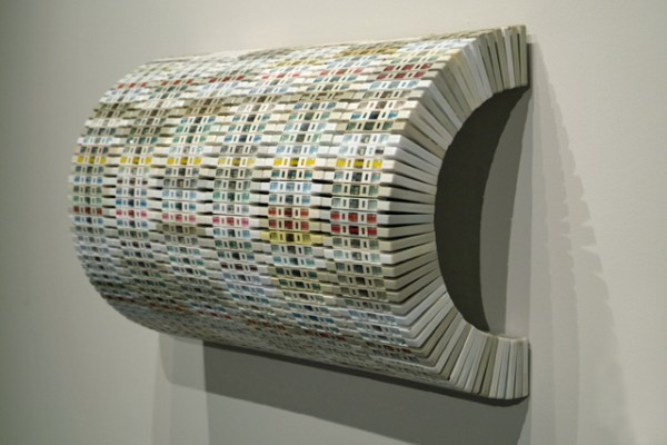 Pencil, Matchbook, and Cassette Sculptures by David Poppie: david_poppie_4_20110803_1887898028.jpg