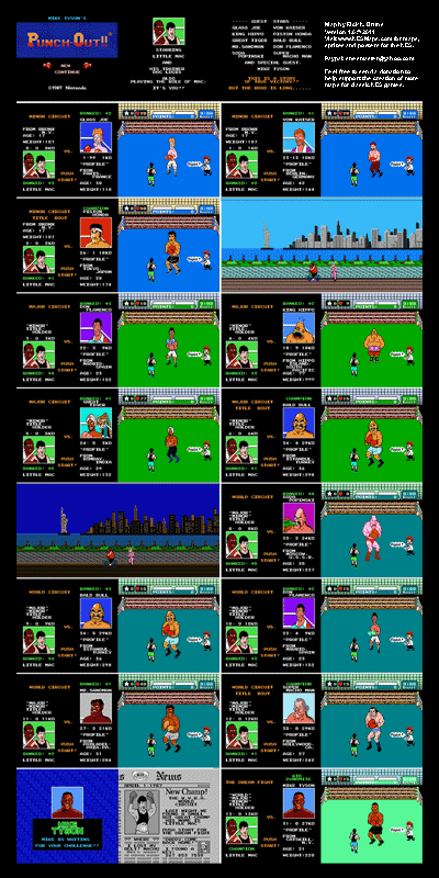 Mike Tyson's Punch-Out Poster: mike_tysons_punch_out_poster_1_20110804_1710214266.png