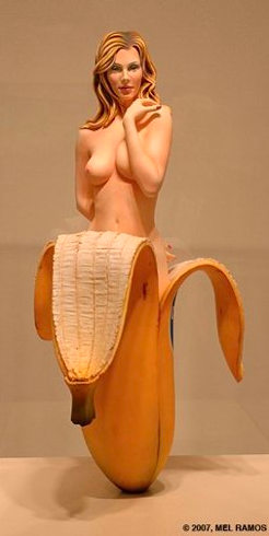 In Erotica: The Sculptures of Mel Ramos: mel_ramos_sculpture_5_20110804_1927436508.png