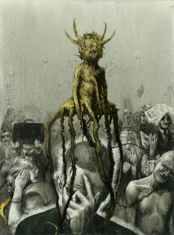 The Work of Santiago Caruso: santiago_caruso_10_20110809_1242980337.jpg