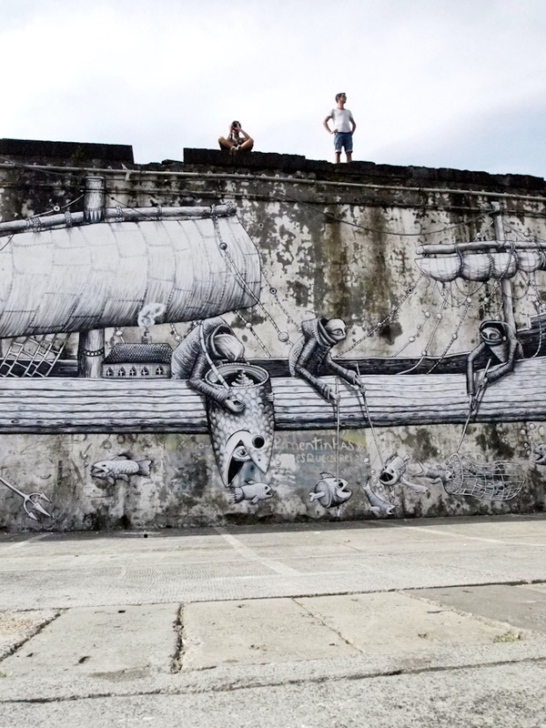 In Street Art: Phlegm in Portugal: phlegm_walk_and_talk_5_20110819_1693477976.jpg